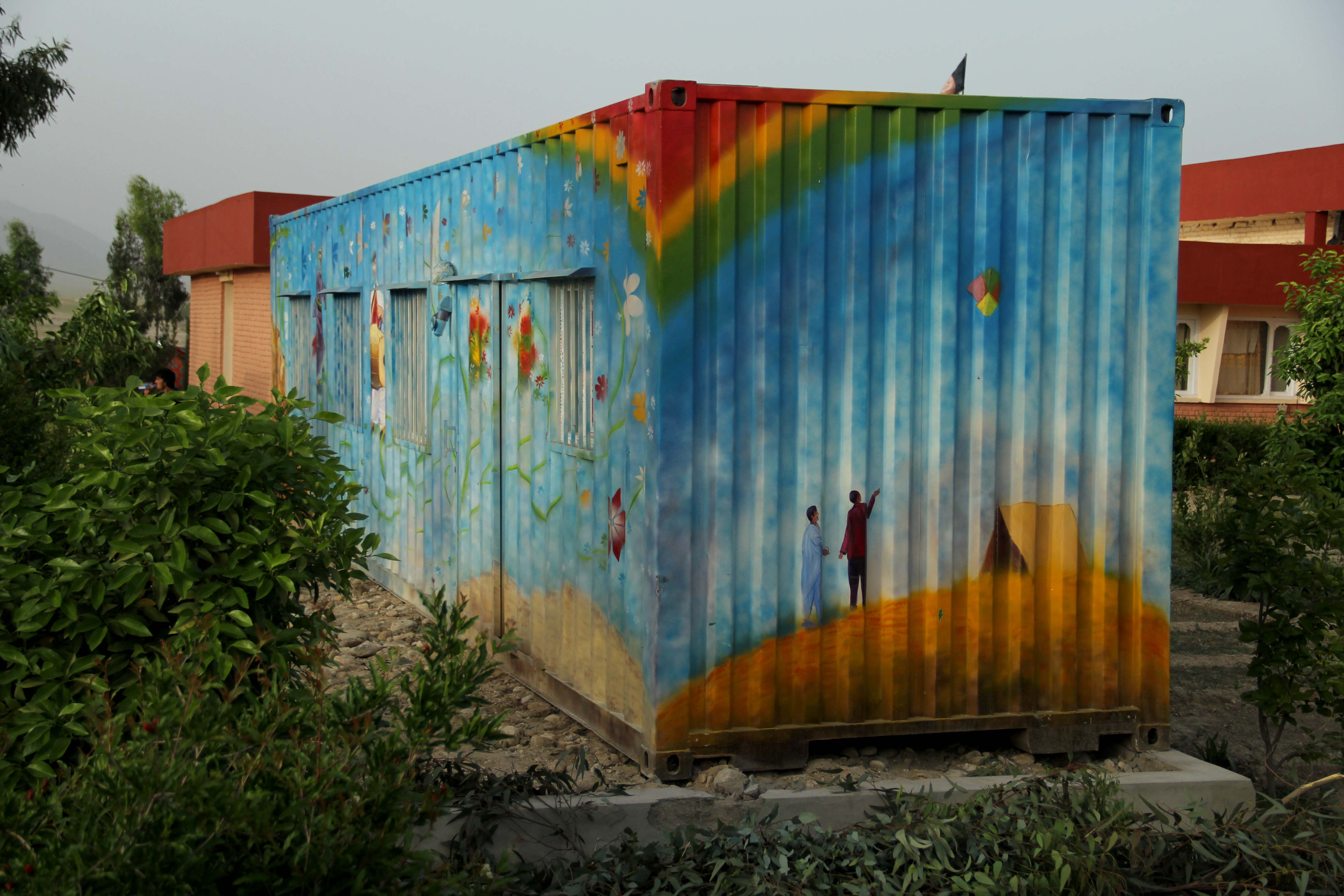 Laghman Container