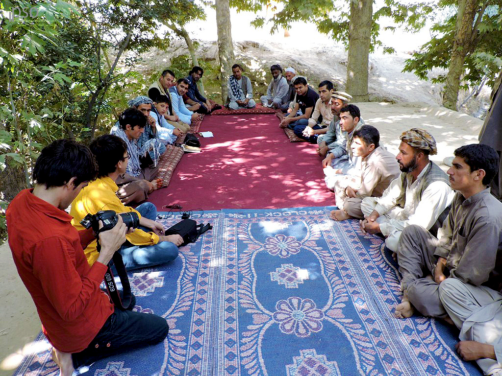 Cultural Dialogue in Balkh province
