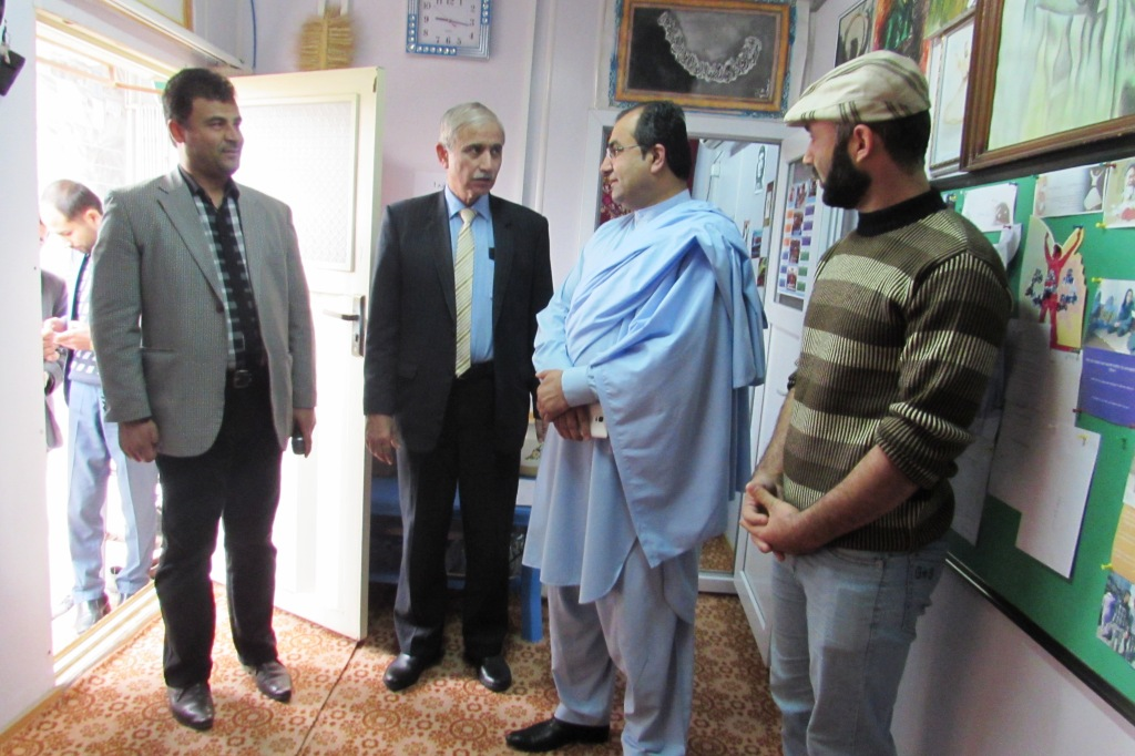 Deputy Minister of Culture and Information Visit To Balkh_CC