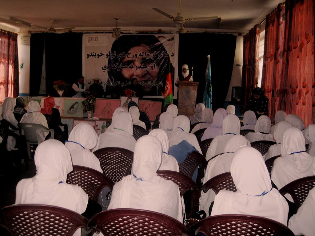 NGR-CC celebration of women day in a female school (2)