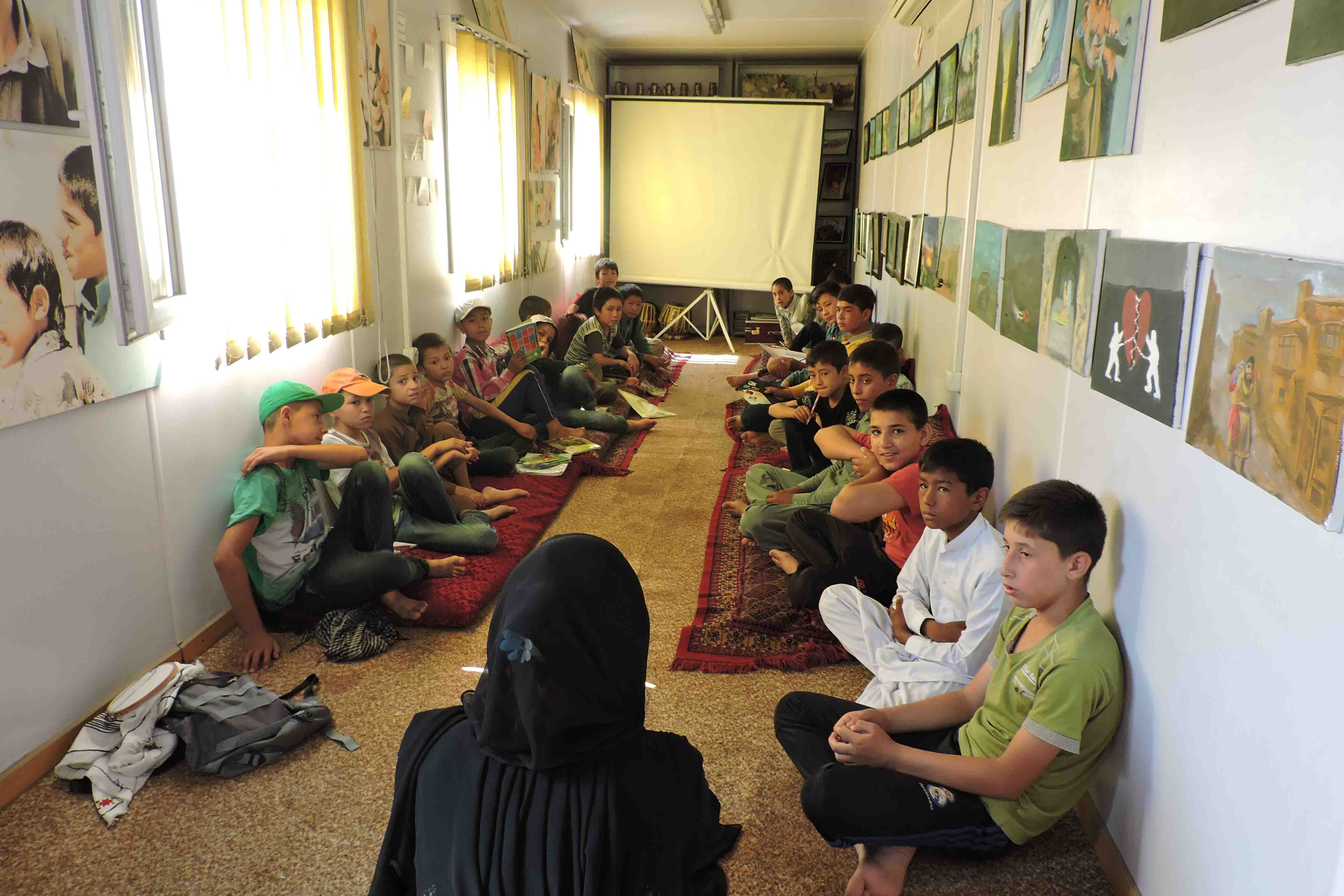 Story Telling Session -Kabul CC (2)