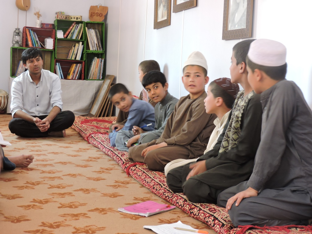 Story telling with Children_Jawzjan (3)