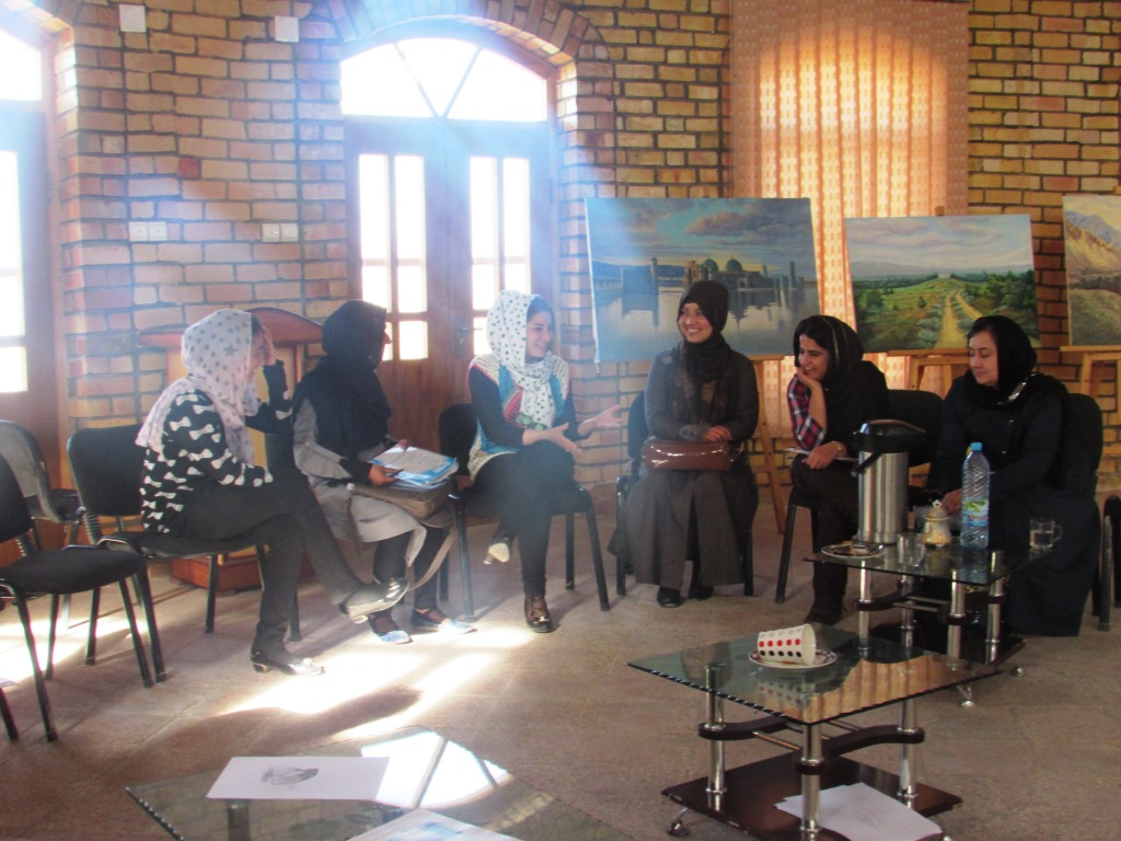 Women_ Cultural Dialogue_Balkh_CC