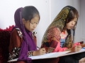 Bamyan Cultural Container-Calligraphy classes for school children