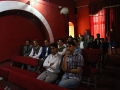 Nanagarhar Cultural Team visit Herat Theater and film show