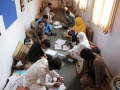 Nangarhar Cultural Container- Painting and calligraphy workshop with school students